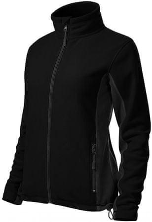 Malfini Černá dámská fleecová bunda