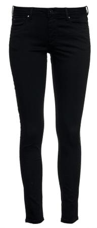 Pepe Jeans női farmer Lola PL201073WE88 25/28 fekete