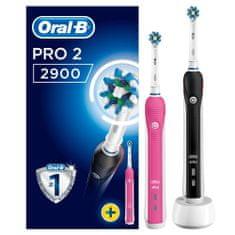 Oral-B električna zobna ščetka PRO 2 2900 CA, črna