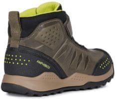 Geox chlapčenské členkové topánky Teram