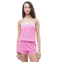 Calvin Klein Overál KW0KW00713-658 růžová - Calvin Klein + dárek zdarma