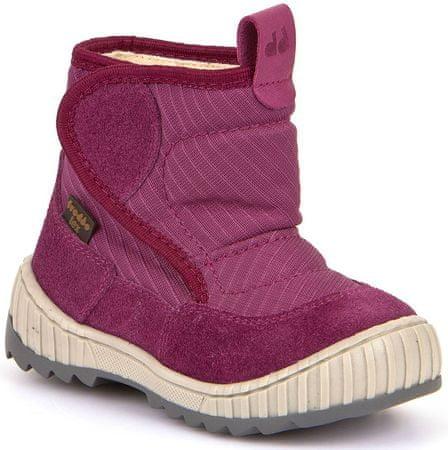 Froddo zimske čizme za djevojke 26, ljubičaste