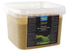 Aqua Excellent Písek AE žlutý vanilkový 5 kg