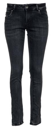Pepe Jeans ženske kavbojke Brooke, 28/32, temno sive