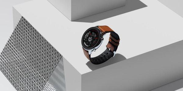 Inteligentné hodinky Xiaomi Amazfit GTR, dlhá výdrž batérie, multisport, GPS, Glonass, tepová frekvencia, spálené kalórie