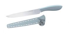 Fackelmann nóż samoostrzący z osłoną, 20 cm