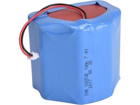 Extol Light Baterie náhradní 7,4V, Li-ion, pro 43128