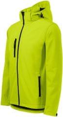 Malfini Pánska softshellová bunda s odopínateľnou kapucňou