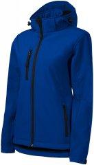 Malfini Dámska softshellová bunda s odopínateľnou kapucňou