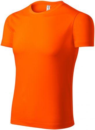 Piccolio Neon orange sportovní tričko unisex