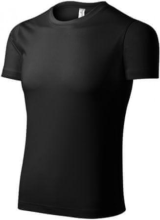 Piccolio Černé sportovní tričko unisex