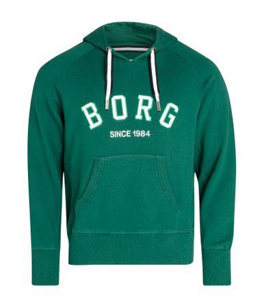 Björn Borg bluza męska Hood Borg Sport M zielona