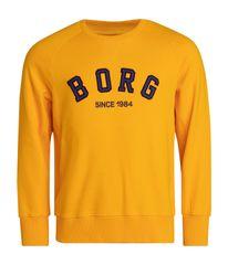 Björn Borg pánska mikina Crew Borg Sport