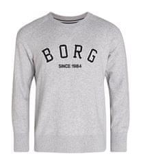 Björn Borg pánská mikina Crew Borg Sport