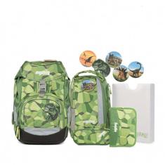 Ergobag Školská taška Set pack Bearanusaurus Rex