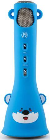Technaxx mikrofon dla dzieci KidsFun BT-X46, niebieski