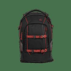 Satch Školský batoh Satch pack - Black Volcano