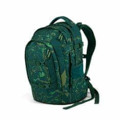 Satch Školský batoh Satch pack - Green Compass