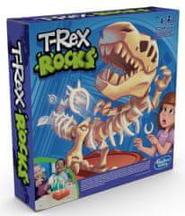 HASBRO družinska igra T-REX Rocks