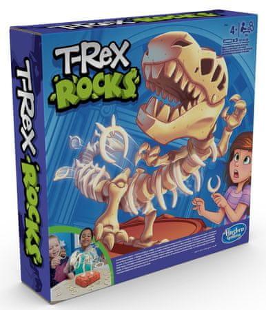HASBRO gra T-REX Rocks