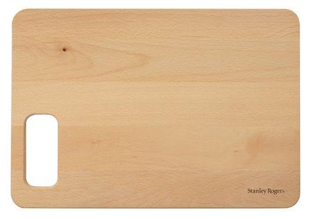 Stanley Rogers deska do krojenia bukowa 36x25x1,5cm