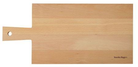 Stanley Rogers Bükkfa vágódeszka fogantyúval 45x21x1,5cm