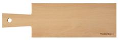 Fackelmann Doska s rúčkou 39 x 12 x 1,15cm