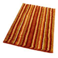ROUTNER Fürdőszoba-szőnyeg, cseh produkció, PESCINA Narancs-sárga