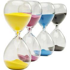 KARE Presýpacie hodiny 30minút - viac variant
