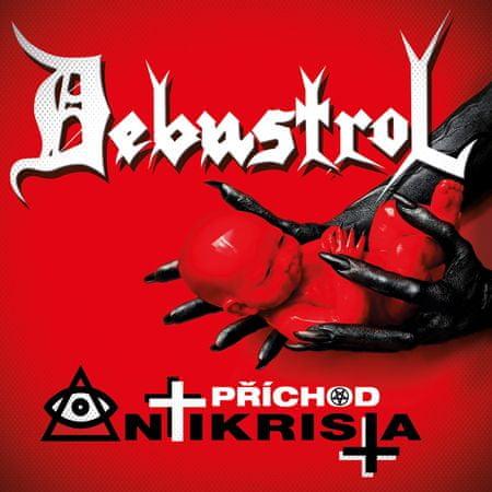 Debustrol: Příchod Antikrista (4x CD) - CD