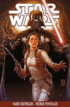 kolektiv autorů: Star Wars - Vader sestřelen - Věznice povstalců