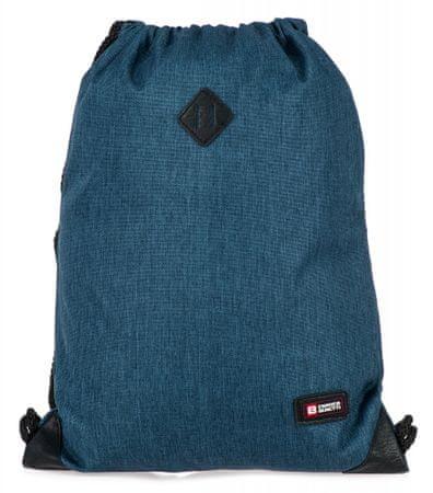 Enrico Benetti nahrbtnik vreča Montevideo 54610, modra