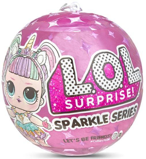 L.O.L. Surprise! Třpytková panenka Varianta A