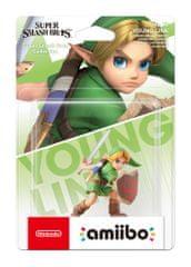 Nintendo Amiibo Young Link igralna figura (Super Smash)