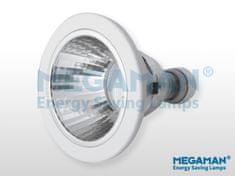 MEGAMAN MEGAMAN Zapuštěné svítidlo MEGAMAN L0303RC, 11W, GU10 – bílá L0303RC WH