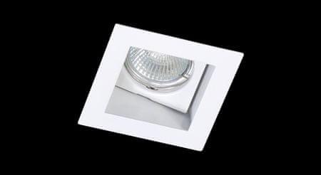 BPM BPM Vestavné svítidlo Aluminio Blanco, bílá, 3LEDx3W, 230V 7579 8013.LED2.D40.3K