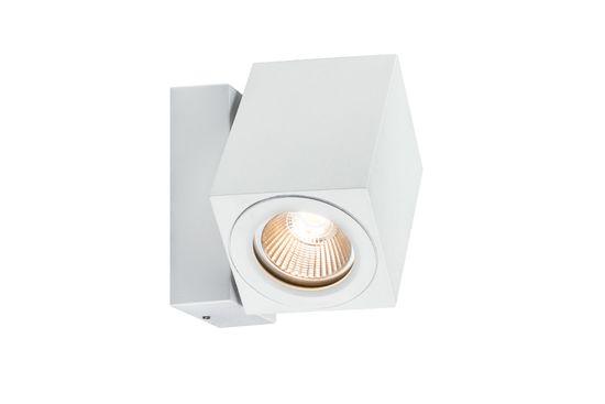 Paulmann Paulmann Nástěnné svítidlo LED CUBE 7W 230V IP44 2700K P 93782 93782