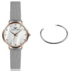 VictoriaWallsNY set dámskych hodiniek a náramku VWS050 - zánovné