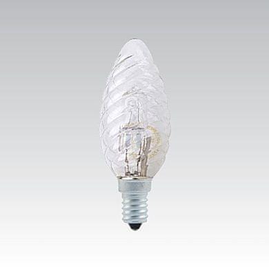 NBB NBB CLASSIC ES 18W B35 230-240V E14 TWISTED CLEAR 300300118