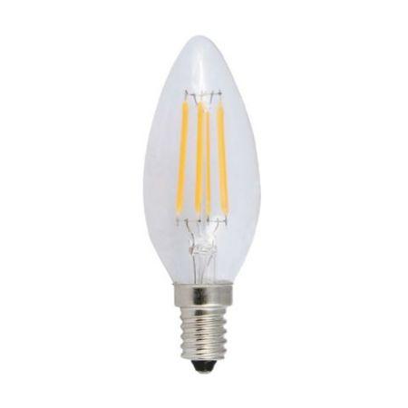 ACA ACA svíčková Decor LED 4W E14 2700K 230V