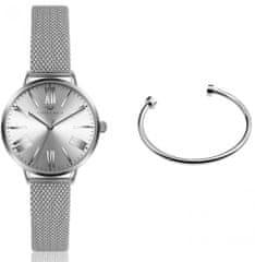 VictoriaWallsNY VWS051 komplet ženski ručni sat i narukvica