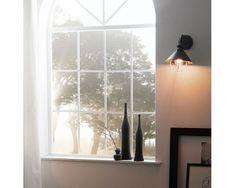 WOFI WOFI Nástěnné svítidlo Florence 1x60W E27 šedá WO 4249.01.50.6000
