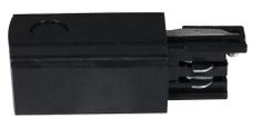 HEITRONIC HEITRONIC koncové napájení pravé černé 3F 29707