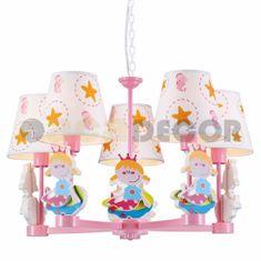 ACA ACA Lighting Dětské závěsné svítidlo MD04515A