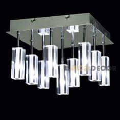 ACA ACA Lighting Crystal stropné svietidlo C6005CH9