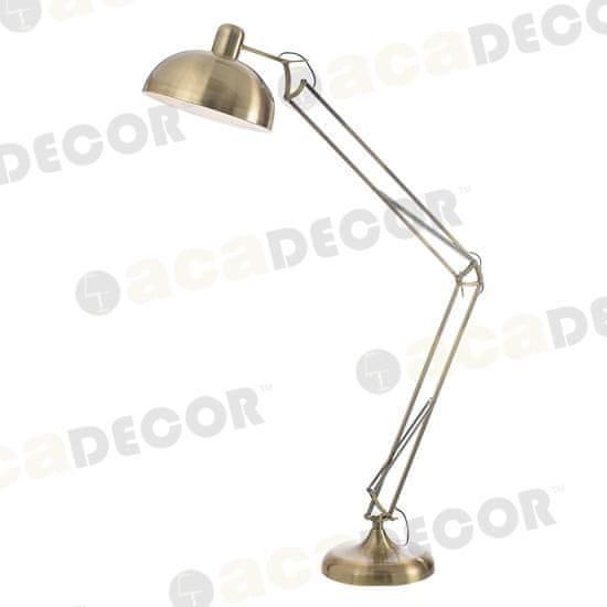ACA ACA Lighting Floor a amp;Table stojanové svítidlo ML308021BR