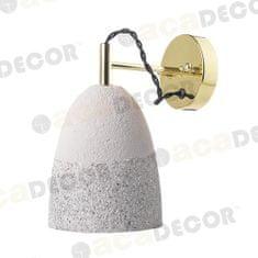 ACA ACA Lighting Avantgarde nástenné svietidlo V370981WGB