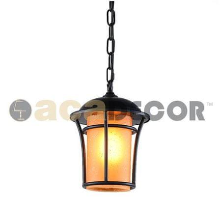 ACA ACA Lighting Vintage závěsné svítidlo EG166211PB