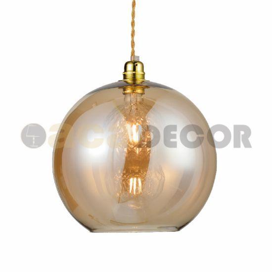 ACA ACA Lighting Vintage závěsné svítidlo V3643330AM
