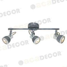 ACA ACA Lighting Spot nástěnné a stropní svítidlo MC167793C